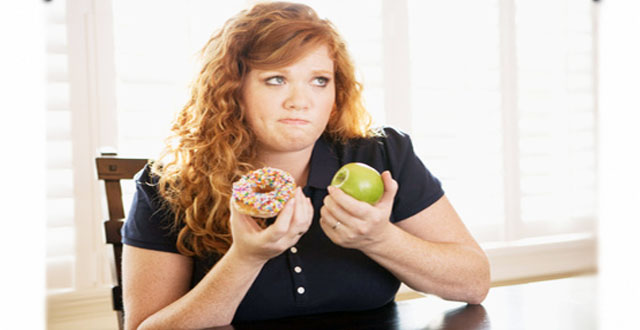 Estres y alimentacion