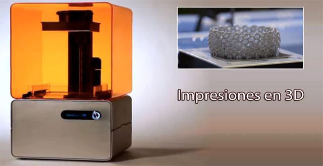 Impresion en 3D