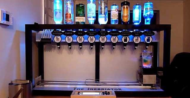 Robot de bebidas