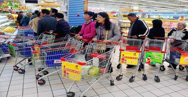 China consumo