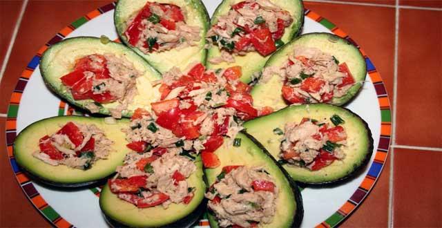 Aguacate dieta apetito