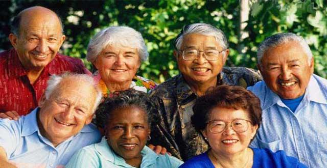 Centenarios jovenes edad