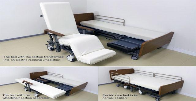 Conoce a resyone la silla rob tica de panasonic para el - Sillas para baneras para mayores ...