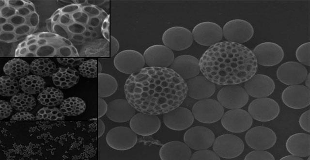Trampas virus nanotecnologia