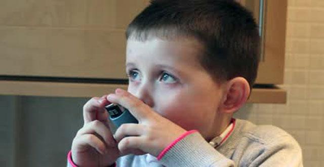 Molecula prevenir asma