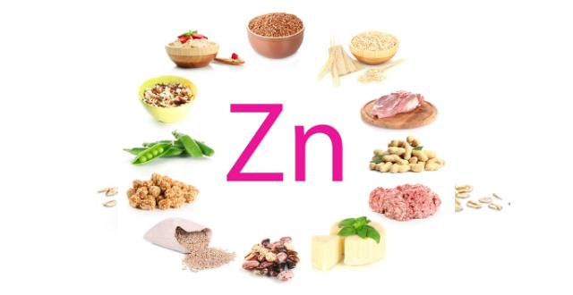 Integrar zinc dieta
