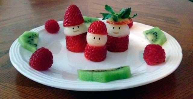 Alimentos saludables presentacion