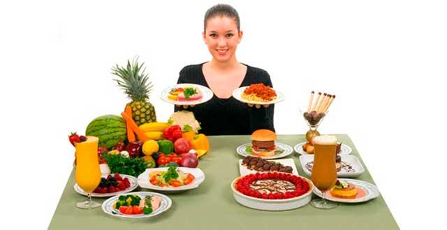 Dieta efectos geneticos