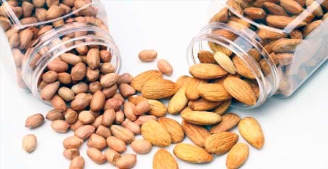 Beneficios cacahuates frutos