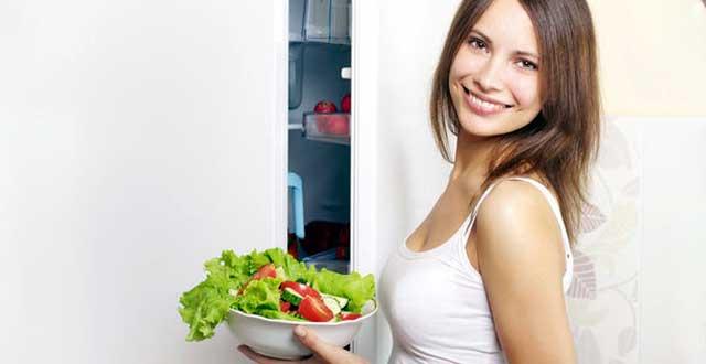 Dieta saludable necesitados