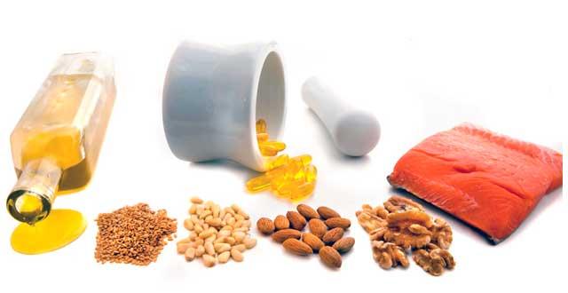 Consumo acidos poliinsaturados