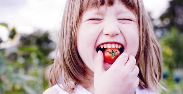 Alergias dieta infantil