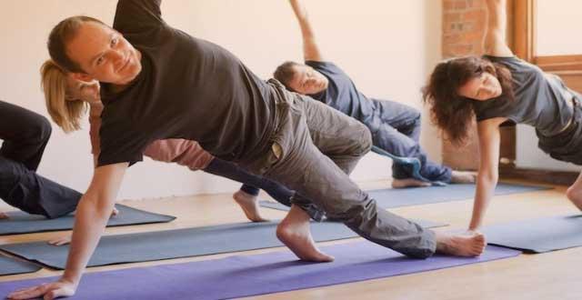 Yoga cancer prostata